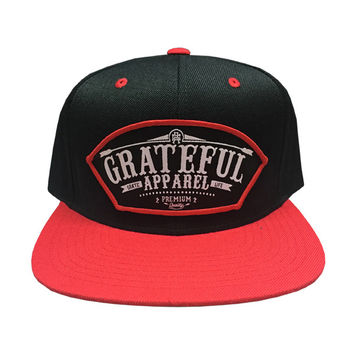 Bred Arch Snap Back