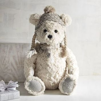 Parker the Bear Stuffed Animal