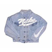 Nike Levi's Denim Jacket