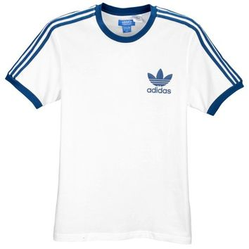 adidas Originals 3 Stripes Icon T Shirt Men's