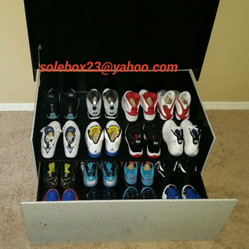 Custom Oversized Jordan Shoe Box