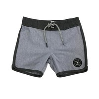 Beach Daze Boardshort - Gray