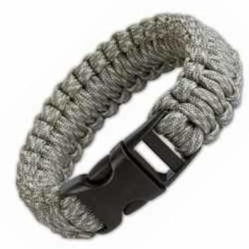 JG 9 Survival Bracelet Digital Camo