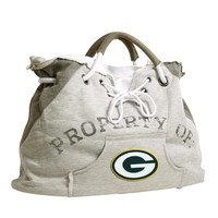 Green Bay Packers NFL Property Of Hoodie Tote