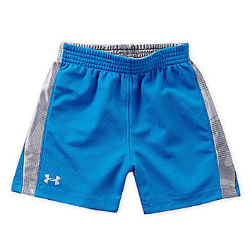 Under Armour 12-24 Months Turn Over Shorts - Pool