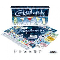 Cocktailopoly Board Game