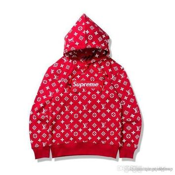 New Arrival Design Red Coffee Hoodies Men Women's Hot Pullover Hooded Hoodies Teenager Autumn Casual Fashion Thin Sweatshirts Jacket
