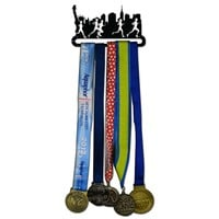 Race Medal Hanger New York City MedalART