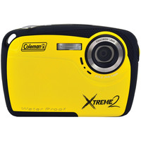 Coleman 16.0 Megapixel Xtreme2 Hd Waterproof Digital Camera (yellow)