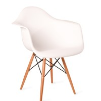 Lucia Armchair White / Industry West