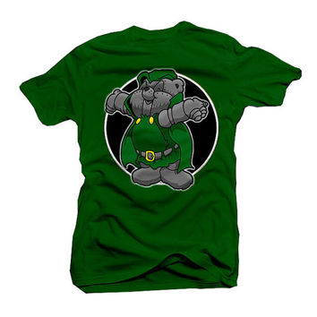 Care Bear Doctor Doom - Marvel / Care Bear parody - tee shirt