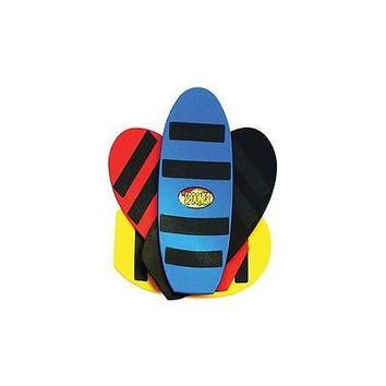 Unbranded The Spooner All-Terrain Balance Fun Board Yellow
