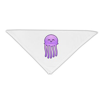 """Cute Jellyfish Adult 19"""" Square Bandana by TooLoud"""