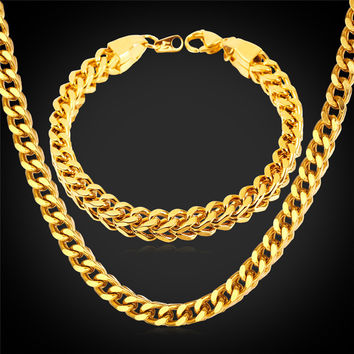 Chains Bracelet Trendy African Jewelry