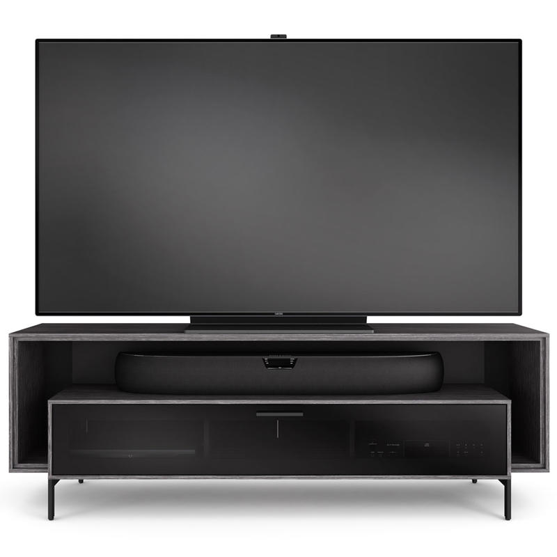 cavo 70 inch triple width tv stand home from dynamic home decor. Black Bedroom Furniture Sets. Home Design Ideas