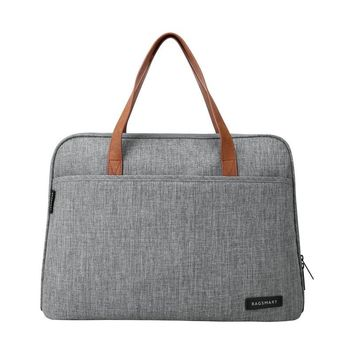 BAGSMART New Fashion Nylon Men 14 Inch Laptop Case