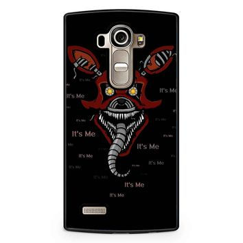 Five Nights At Freddy S - Fnaf 4 LG G4 Case