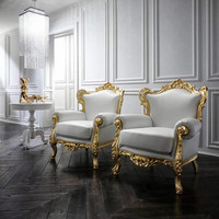 BAROQUE CASANOVA Chair