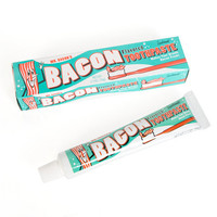 Bacon Toothpaste at Firebox.com