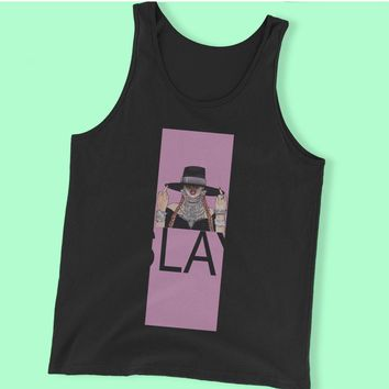 Slay Beyonce Formation Logo Men'S Tank Top