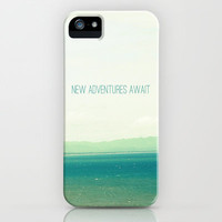 New Adventures Await iPhone Case by Priyanka Nayar | Society6