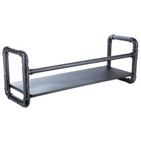 Black Industrial Iron Single Pipe Shelf | Hobby Lobby | 1002492