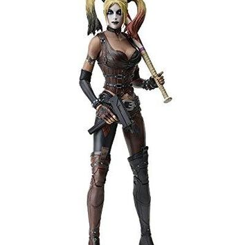 NECA Arkham City Harley Quinn Action Figure (1/4 Scale)