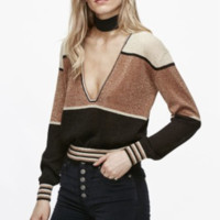 Gold Dust Pullover