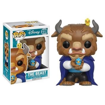 Beauty and the Beast The Beast Pop! Vinyl Figure - Funko - Beauty and the Beast - Pop! Vinyl Figures at Entertainment Earth