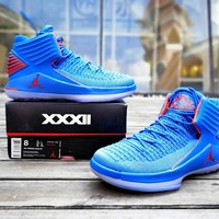 Air Jordan XXXII Russ Basketball Shoe 40-46