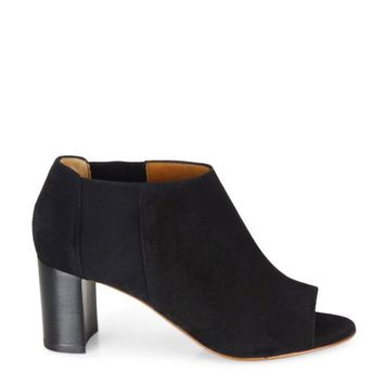 Shaw Suede Bootie