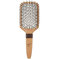 Bamboo Vented Paddle Cushion Brush