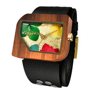 Pellicano Santa Elena - Wooden Watch