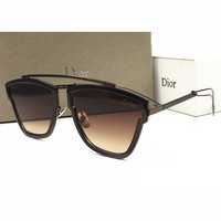 Perfect DIOR Women Casual Popular Summer Sun Shades Eyeglasses Glasses Sunglasses