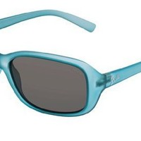 Bolle Molly Sunglasses (TNS, Satin Crystal Blue)