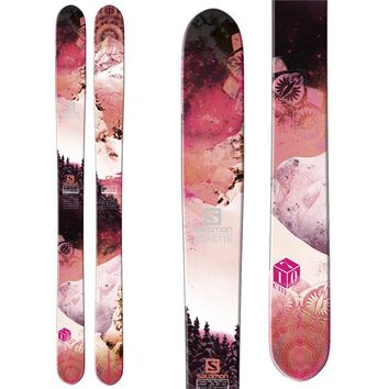 Salomon Rockette Skis - Women's 2014