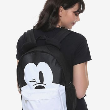 Loungefly Disney Mickey Mouse Winking Backpack