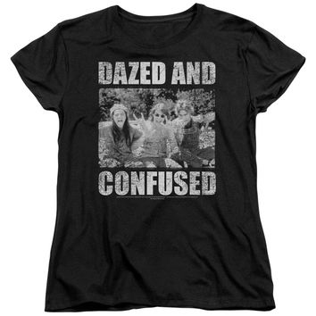 Dazed And Confused - Rock On Short Sleeve Women's Tee