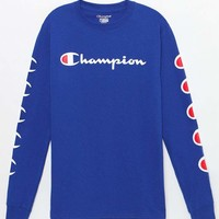 Champion Repeat Long Sleeve T-Shirt at PacSun.com