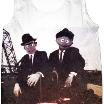 Bert And Ernie/blues Brothers