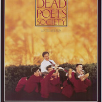 Dead Poets Society 11x17 Movie Poster (1989)