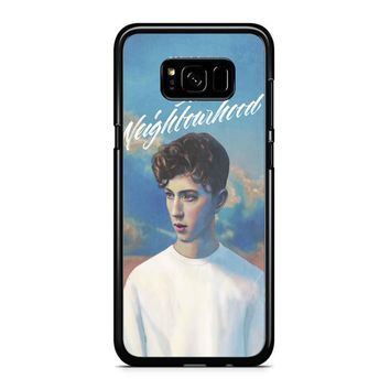 Blue Neighbourhood Troye Sivan Samsung Galaxy S8 Case