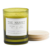 Made In Usa 11oz Crushed Lavender Candle - Candles & Lanterns - T.J.Maxx