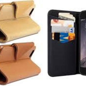 Wallet Case with Stand for iPhone 6/6s