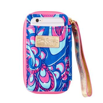 iPhone 6 Carded ID Smart Phone Wristlet - Lilly Pulitzer