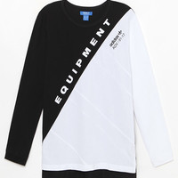 adidas EQT Burnside Long Sleeve T-Shirt at PacSun.com