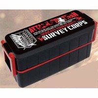 Attack on Titan Survey Corps Lunch Box ~ Bento Box **Preorder**