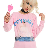 Melanie Martinez Cry Baby Girls Top