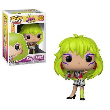 Pizzazz Gabor Funko Pop! Animation Jem and the Holograms
