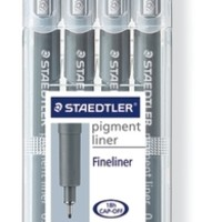 Writing, Fineliners, pigment liner Sets | Staedtler